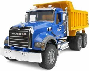 Bruder MACK Granite Dump Truck (02815)
