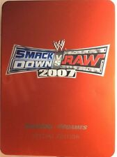 SmackDown vs. Raw 2007 - Special Edition (Microsoft Xbox 360) FREE Shipping