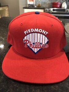 Piedmont Phillies New Era Snapback Hat Cap NWT Made in USA
