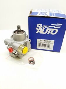 PSPNS007 Super Auto Power Steering Pump Fits Nissan Altima 1993 To 1997