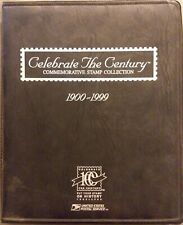 1900 to 1999 Celebrate the Century Full Sheets 33cents 150 stamps $49.50 Binder