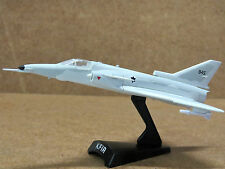 MODEL POWER #5394 Metal diecast plane KFIR C2 1:120 New in box Assembled