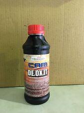 CAM Deoxit Metal Conditioner and Rust Remover. Deoxidine. Restoration. 500ml