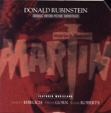 DONALD RUBINSTEIN Martin OMPS CD NEW PROMO JAZZ SOUNDTRACK OST ROMERO