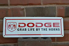 Dodge Trucks Cars Charger Hemi Garage Mechanic Logo Sign