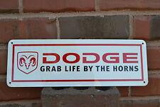 Dodge Trucks Cars Charger Hemi Garage Mechanic Logo Sign
