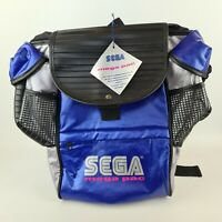 Rare Sega Megadrive Mega Pac Rucksack Games Sonic Bag for 16 Bit Console w/ Tag