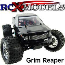 RC Nitro Car Petrol Monster Truck/Buggy Radio/Remote Control 4WD Fast Off Road !