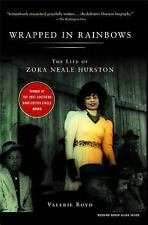 Wrapped in Rainbows: The Life of Zora Neale Hurston (Lisa Drew Books)