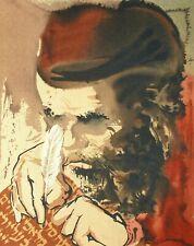Salvador Dali - Hand Signed Lithograph 190/250