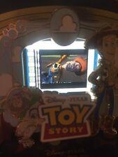 Disney Pin toy Story Cel Piece Of Movie History Movies PODM Rare Le