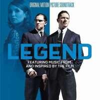 Legend - Originale Movimento Immagine Soundtrack: Artisti Vari Nuovo CD Album (