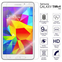 For Samsung Galaxy Tab 4 7.0 Tempered Glass Screen Protector Film T230 T231 T235