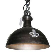 Lámpara colgante de iluminación de techo de interior para el dormitorio de hierro