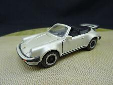 NZG 304 Porsche 911 Turbo Cabriolet 1:43 PS13 OVP Sehr Gut