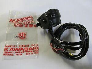 Kawasaki G4TR G5 F7 KV100 Turn Light Control Horn Switch handle