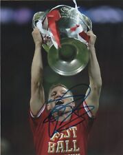 Bastian Schweinsteiger Bayern Munich Autographed Signed 8x10 Photo EXACT PROOF