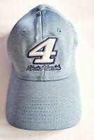 Rare New Era 9Twenty Cap Nascar Blue  Kevin Harvick 4 Hat Womens Adjustable
