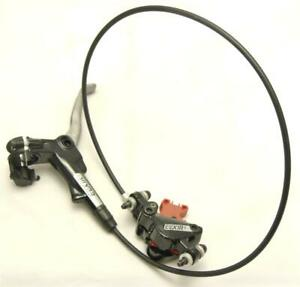Avid Elixir 5 Disc Brake Set Front Wheel 700mm Black Matchmaker Sram - New