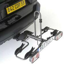 Porte-Vélos Plateforme Pliable 2 Vélos - Mottez A019P2