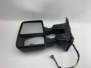 2009-2012 Ford F250 F350 Super Duty Door Mirror Driver Left LH Power Telescopic