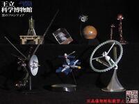 KAIYODO TAKARA The Royal Museum of Science SF FIGURE Vol.2, set of 14 ////