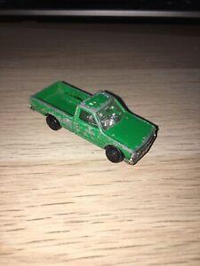 Zylmex Datsun Pickup P319 Hong Kong Diecast Model Car Truck