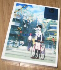 The Girl Who Leapt Through Time / BLU-RAY KOREA LENTICULAR LIMITED EDITION NEW