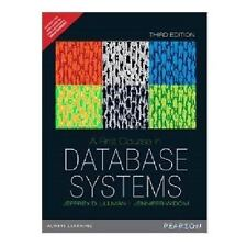 A First Course in Database Systems (EDN 3) by Jennifer Widom,Jeffrey D. Ullman