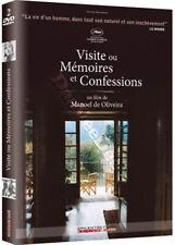 Memories and Confessions NEW PAL 2-DVD Set Manoel de Oliveira Manoel de Oliveira