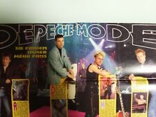 DEPECHE MODE.GERMANY CLIPPING FROM THE BRAVO MAGAZINE,