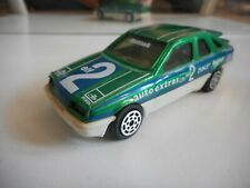 Hotwheels Ford Sierra XR4i in Green on 1:43