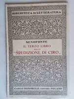 Il terzo libro della spedizione di CirosenofonteSignorelli1941Guida storia 5