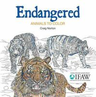 Endangered: Animals to Color by Norton, Craig