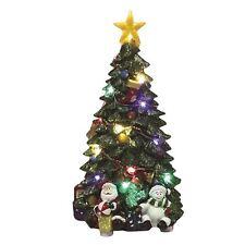 Multi Colourerd LED Christmas Tree Figurine