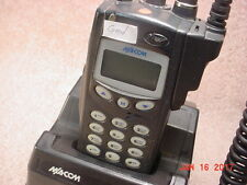 M/A-COM EDACS P7100IP Digital 800 MHz PRO VOICE Digital P25 Portable Radio(s)