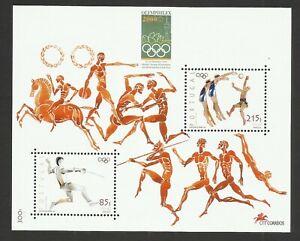 Portugal 2000 - Sidney Olympics S/S MNH