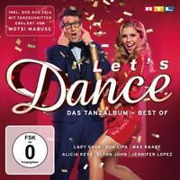 Let'S Dance-das Tanzalbum (Best of) 3CD+DVD NEU OVP