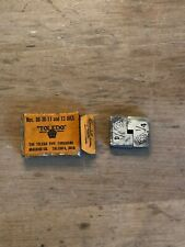 """Toledo 3/8"""" Pipe Die Replacement Cutters #00-30-11&12"""