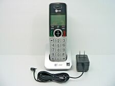 AT&T Model CL83464 DECT 6.0 Cordless Expansion Handset Phone With Charger Base
