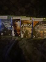 Lot of 4- XBOX 360 Games - NEW FACTORY SEALED -Fast Shipping - Bargain Deal💎