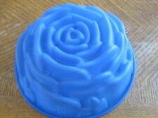 Silicone Bundt/Cake Pan- ROSE