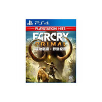 Far Cry Primal PlayStation PS4 2018 Chinese English Factory Sealed