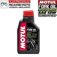 1 litro horquilla de aceite Motul Fork Oil Expert SAE 15W
