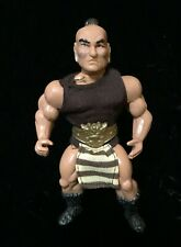 VINTAGE SPARKLE WRESTLERS OF THE WORLD ACTION FIGURES Terrible Tom Tomahawk