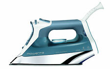 Rowenta Pro Master Ferro a vapore Piastra in acciaio inossidabile 2600W Blu, Bia