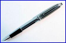 MONTBLANC Meisterstück HÄMATIT & PLATINUM / STEEL163 MASTERPIECE rollerball pen
