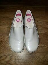 Timberland Pro 89677 Gray Pink Womens Sz 11M Nursing Shoes