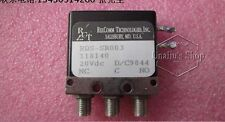 used Rds-Sr003 18Ghz Sma 20V 200W Spdt Rf high power microwave coaxial switch