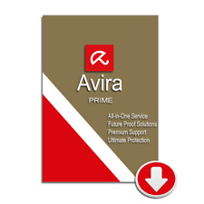 Avira PRIME 3 Months/5 devices ✓ AntiVirus ✓ Phantom VPN UNLIMITED